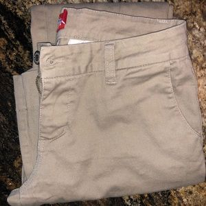 Dickies tan pants